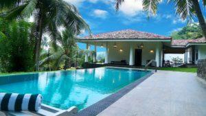 Manor House, Sri Lanka, Hôtel, Piscine